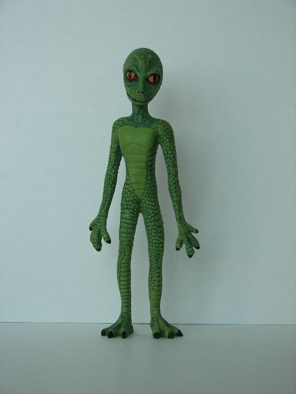 What Is Known About Certain Alien Species