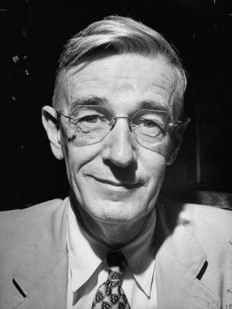 Vannevar Bush Net Worth